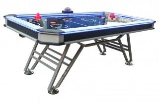 Аэрохоккей WEEKEND BILLIARD COMPANY BLACK ICE 7F 213 х 111 х 80 см черный