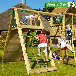 Дополнительный модуль подъем JUNGLE GYM CLIMB (без сидений)